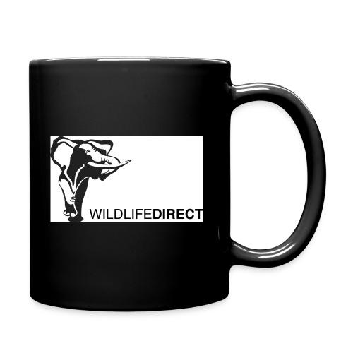 logo of wildlifedirect - Full Color Mug