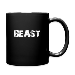 beast tee - Full Color Mug