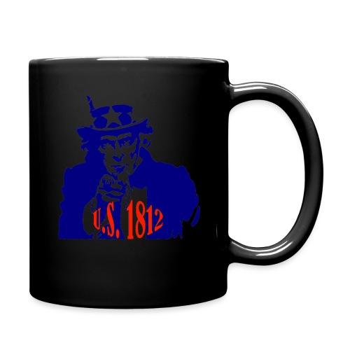 uncle-sam-1812 - Full Color Mug