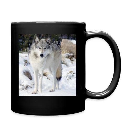 Canis lupus occidentalis - Full Color Mug