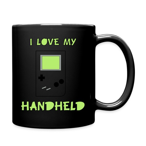 I love my Handheld - Full Color Mug