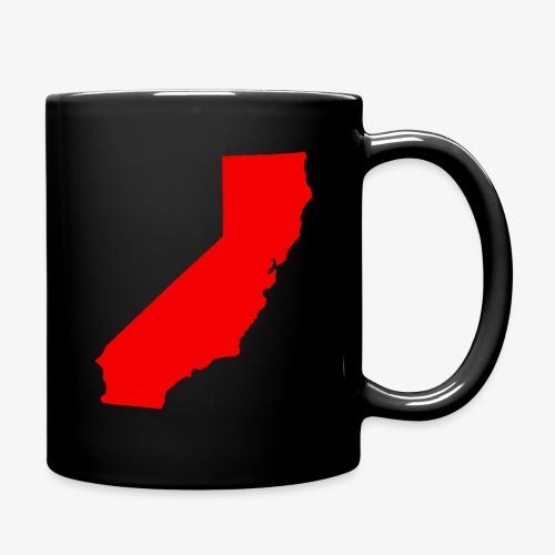 Flip Cali Red - Full Color Mug
