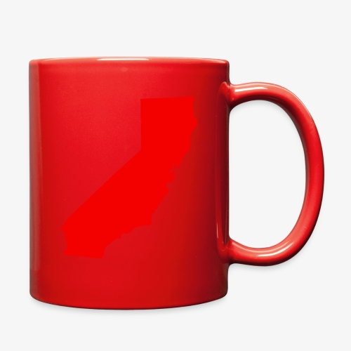 Flip Cali Red - Full Color Mug