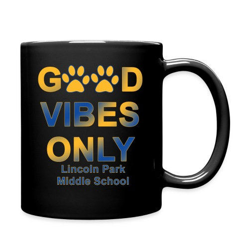 Good Vibes Only - Full Color Mug