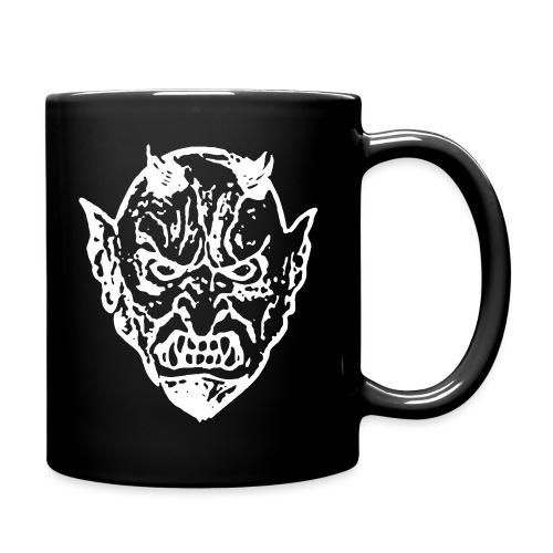 Devil Face 2 - Full Color Mug