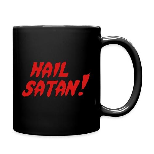 Hail Satan! - Full Color Mug