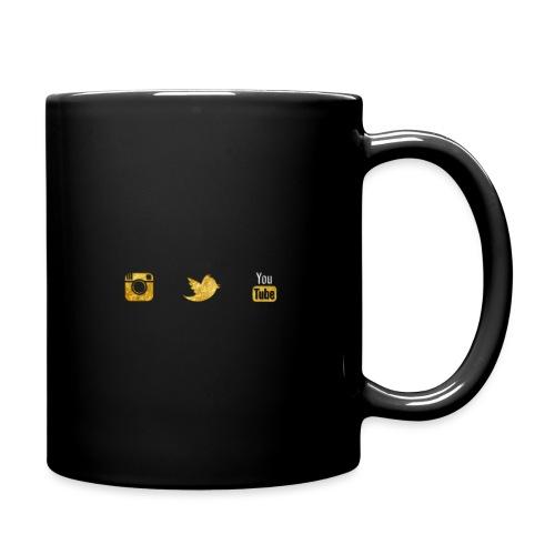 YouTube Gaming Gold Logo Mugs & Drinkware - Full Color Mug
