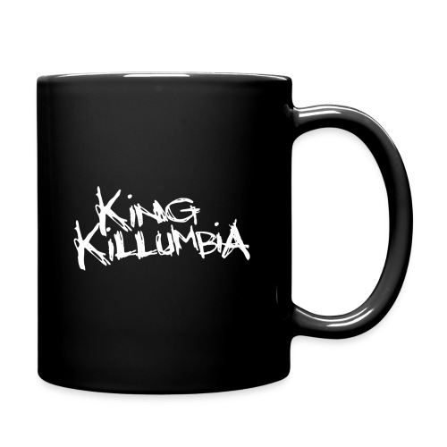 King Killumbia White Logo - Full Color Mug