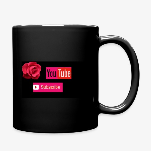 Yt subcribe - Full Color Mug