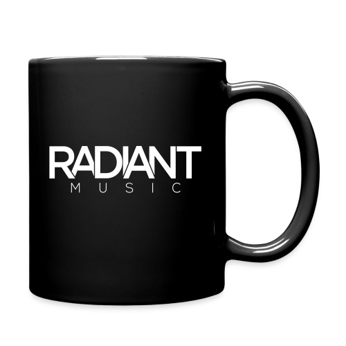 Radiant Text Logo - Full Color Mug