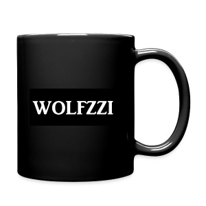 wolfzzishirtlogo - Full Color Mug