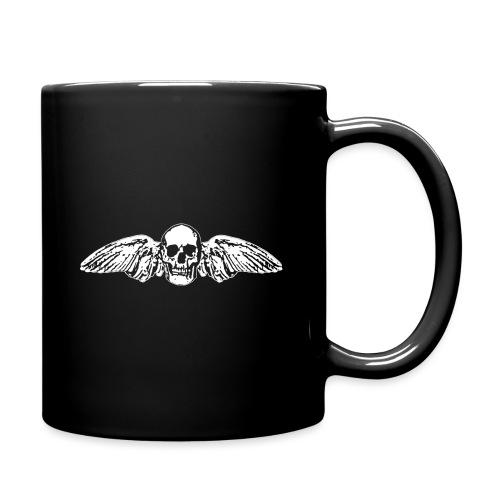 Skull + Wings - Full Color Mug