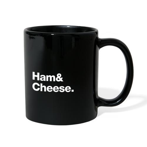 Ham & Cheese. - Full Color Mug