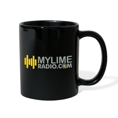 MyLimeRadio ALT LOGO (Tri Colour) - Full Color Mug