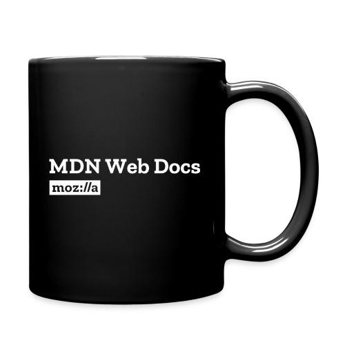 MDN Web Docs - Full Color Mug