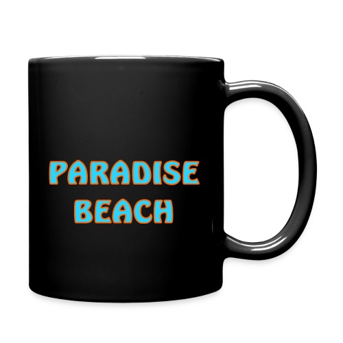Paradise beach - Full Color Mug