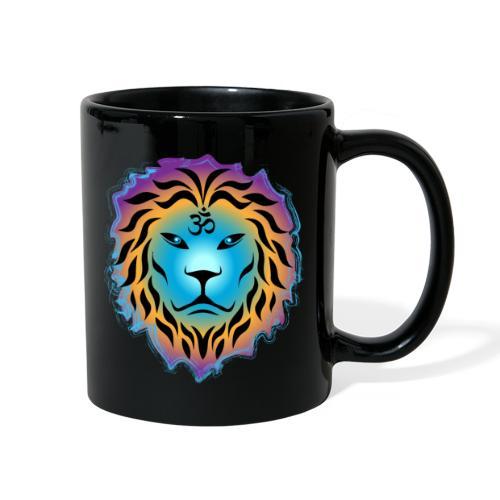Zen Lion - Full Color Mug