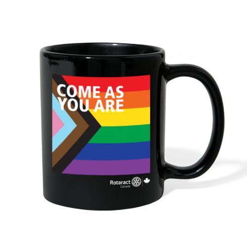 Come As You Are | PRIDE 2021 - Full Color Mug
