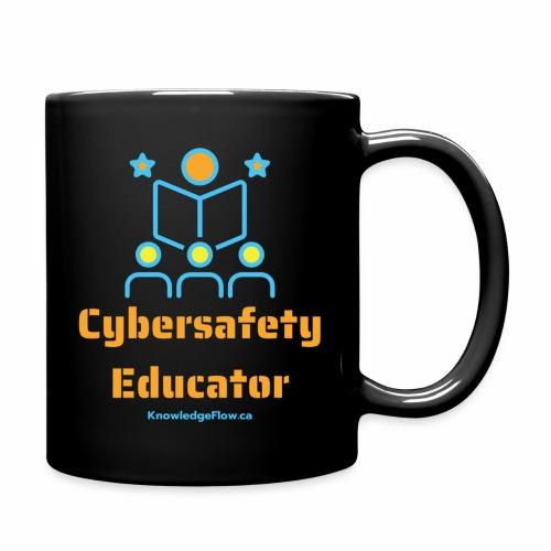 Cybersafety Educator - Full Color Mug