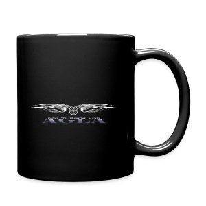 agla_t_shirt_bw - Full Color Mug