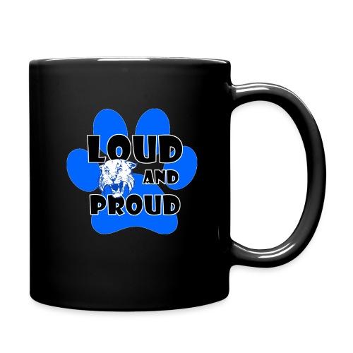 Loud and Proud - Full Color Mug