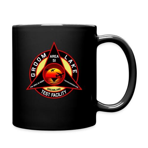 THE AREA 51 RIDER CUSTOM DESIGN - Full Color Mug