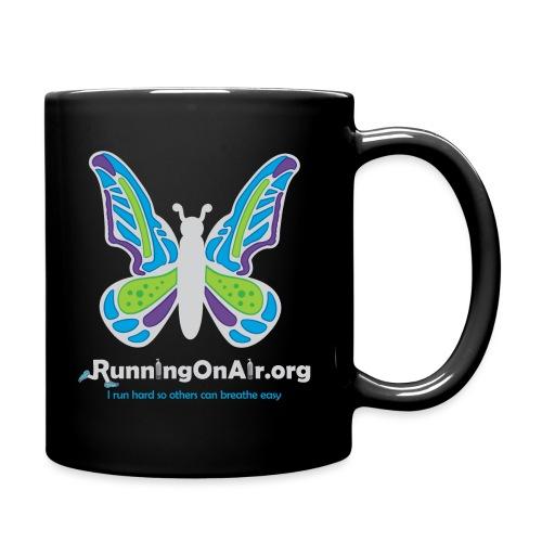 Butterfly_Shoe_Light - Full Color Mug