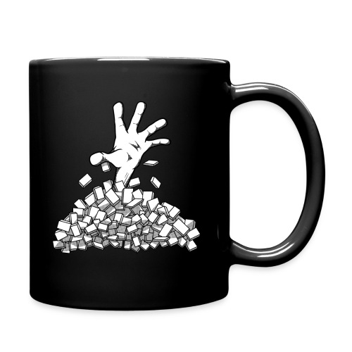 Buried by your backlog - Full Color Mug