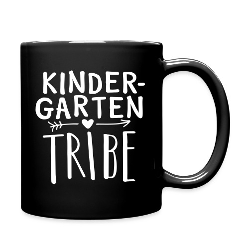 Kindergarten Tribe Teacher Team T-Shirts - Full Color Mug
