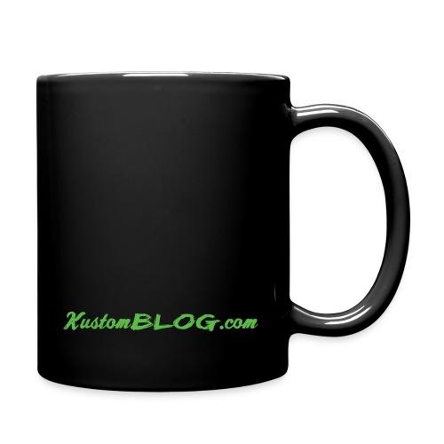 kustomblogcomjustlettering png - Full Color Mug