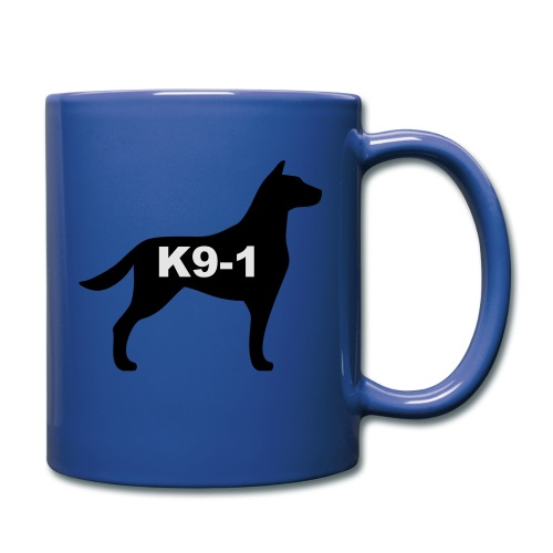 k9-1 Logo Large - Full Color Mug