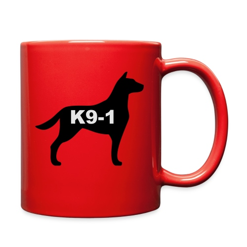 k9-1 Logo Large - Full Color Mug