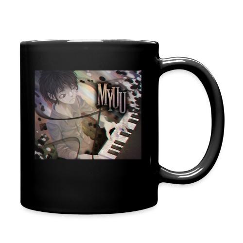 Dark Piano 1 - Full Color Mug