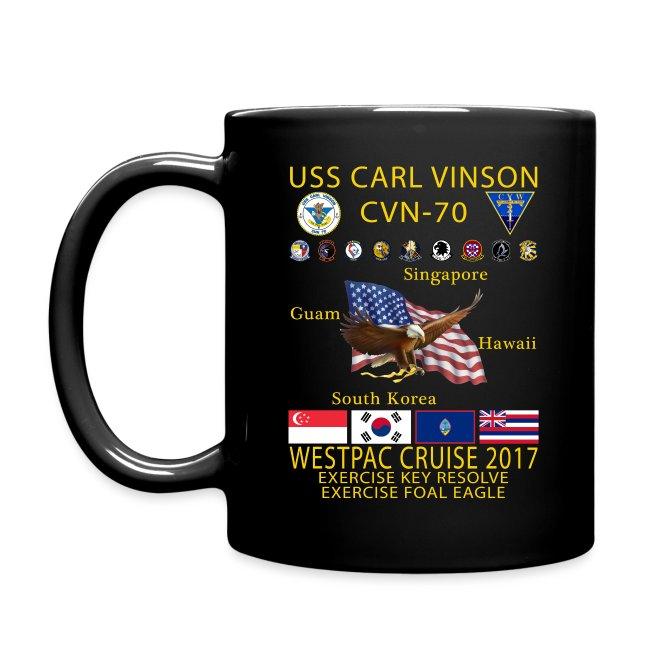 CARL VINSON CREST (XLH)