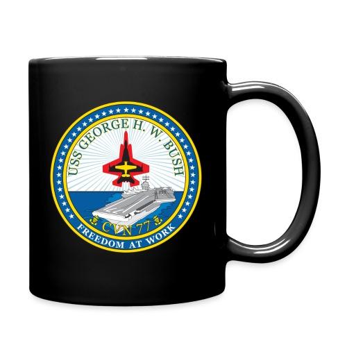 GHW BUSH CREST (XLH) - Full Color Mug