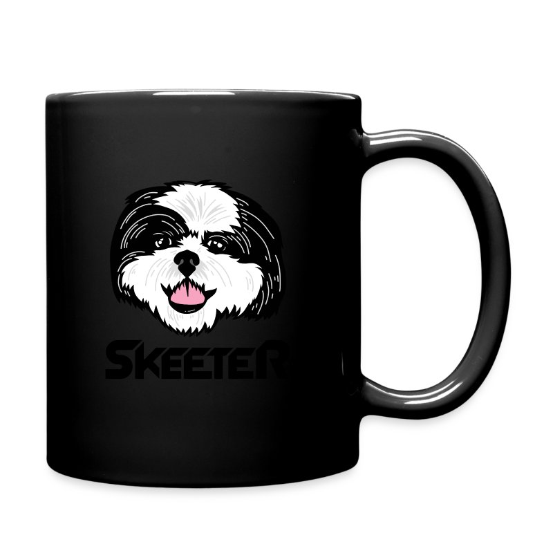 Skeeter Super Hero - Full Color Mug