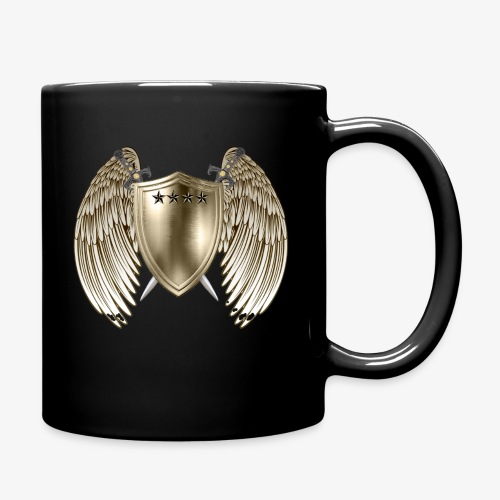 GOLD SHIELD-21 - Full Color Mug
