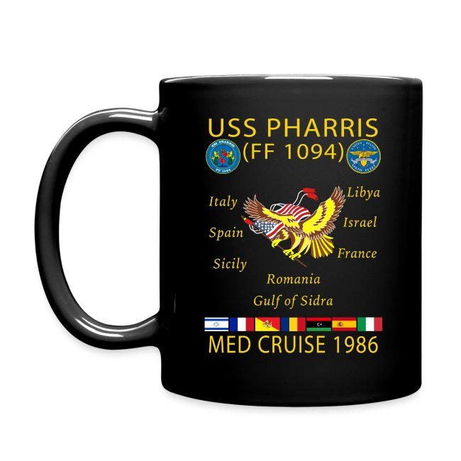 PHARRIS CREST png