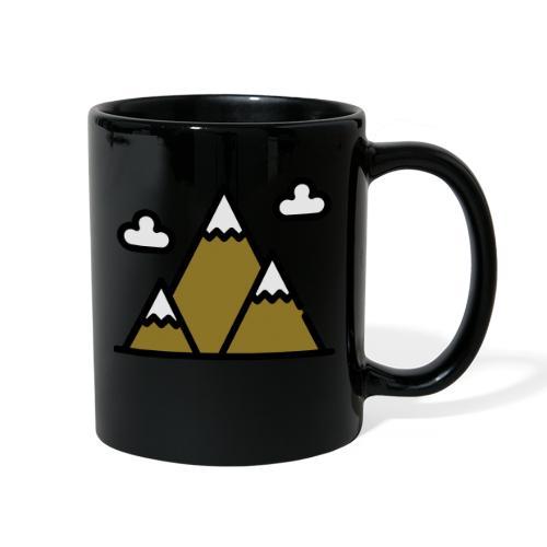 The Mountains - Full Color Mug