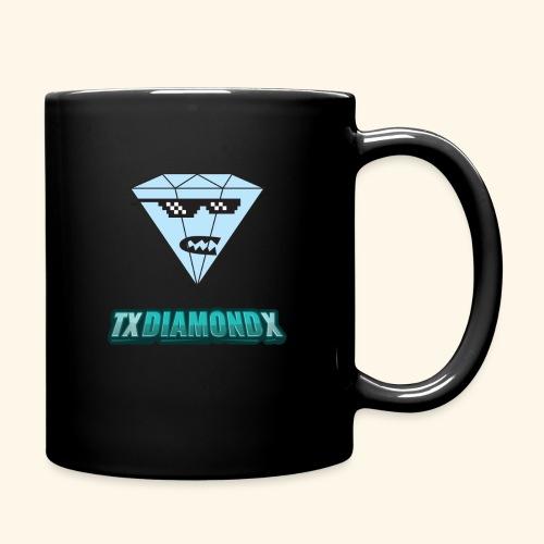 Txdiamondx Diamond Guy Logo - Full Color Mug