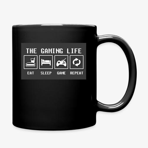 Gaming is life - Full Color Mug