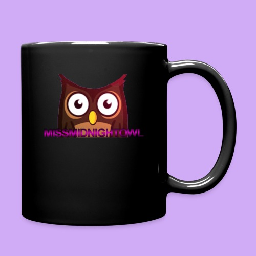 MissMidnightOwl Drink containers - Full Color Mug
