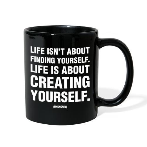 Create Yourself - Full Color Mug