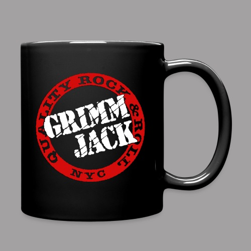 GJ Red White - Full Color Mug