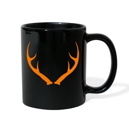 DEER ANTLERS BLAZE - Full Color Mug