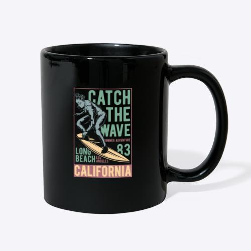 Catch The Wave - Full Color Mug
