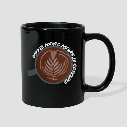 Coffee Is My World - Full Color Mug