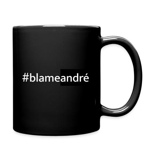 #blameandré Dark - Full Color Mug