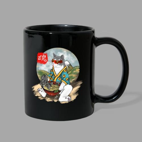 Ninja Cats GHOST - Full Color Mug