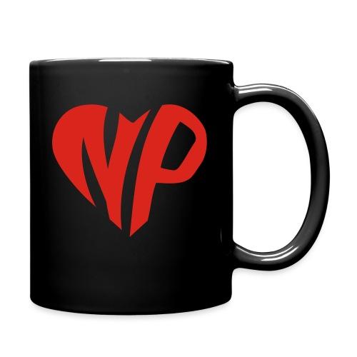 np heart - Full Color Mug